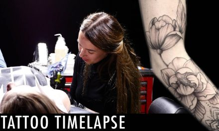 Tattoo Timelapse – Ponywave