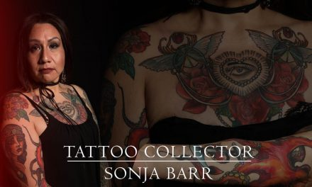 Tattoo Collector – Sonja Barr
