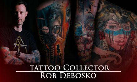 Tattoo Collector – Rob Debosko
