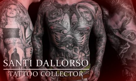 Tattoo Collector – Santi Dallorso