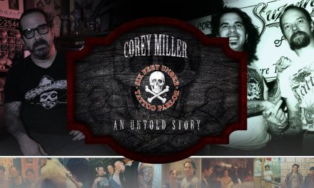 Corey Miller : An Untold Story | Big Break : Tattooland