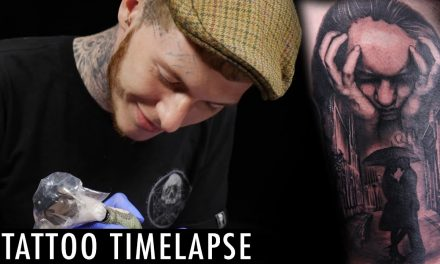 Tattoo Timelapse – Luke Sayer