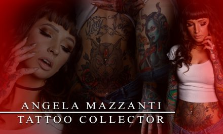 Tattoo Collector – Angela Mazzanti