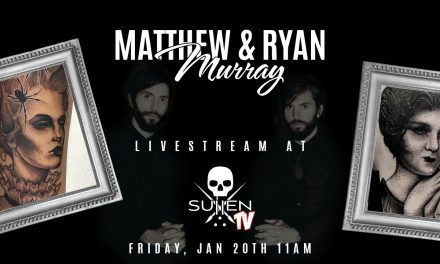 Ryan and Matthew Murray Live Tattoo