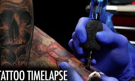 Tattoo Timelapse – Luke Palan