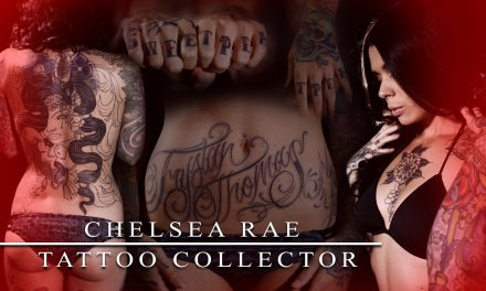 Tattoo Collector – Chelsea Rae