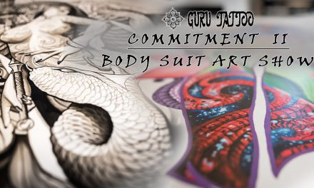 Guru Tattoo Body Suit Art Show | Commitment II