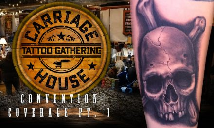 Tattoo Convention Coverage – Carriage House 2016 | Part 1