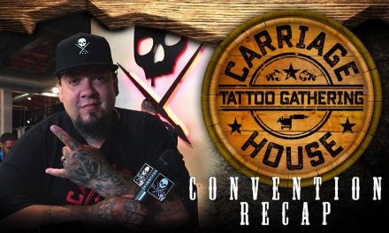 Carriage House Tattoo Gathering 2016 Convention Recap