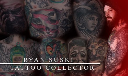 Tattoo Collector – Ryan Suski