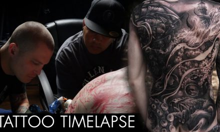 Tattoo Timelapse – JP Alfonso and Luke Palan