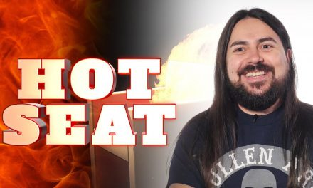SullenTV Hot Seat- Jamie Lee Parker