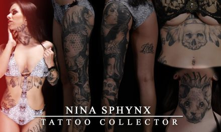 Tattoo Collector – Nina Sphynx