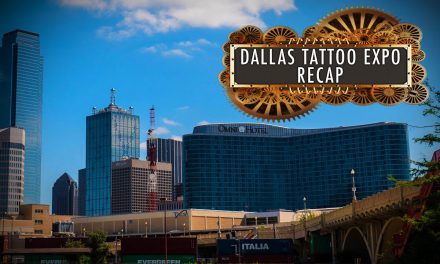 Dallas Tattoo & Art Expo Convention Recap