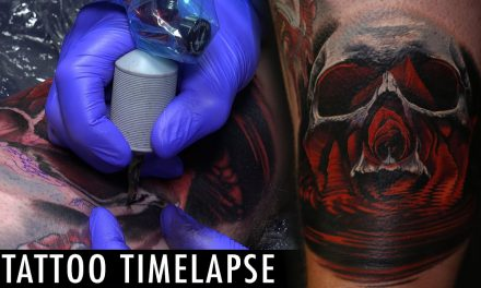 Tattoo Timelapse – Phil Garcia