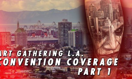 Tattoo Convention Coverage – Art Gathering LA | Part 1