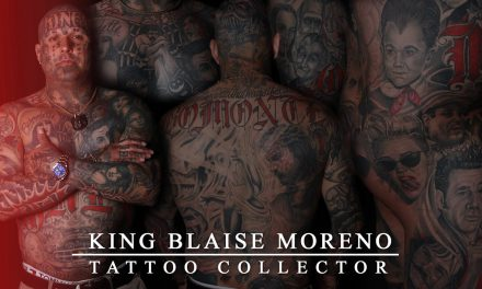 Tattoo Collector – King Blaise Moreno