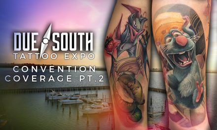 Tattoo Convention Coverage – Due South Part 2| Biloxi Mississippi