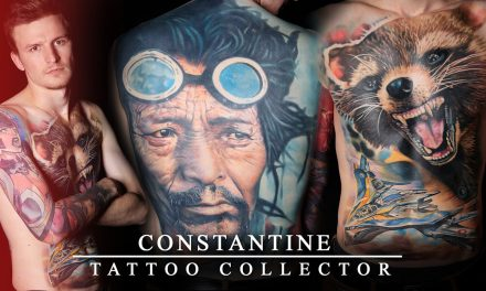 Tattoo Collector – Constantine