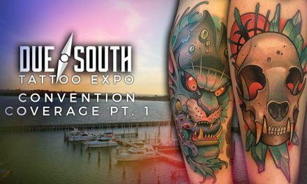 Tattoo Convention Coverage – Due South Part 1| Biloxi Mississippi