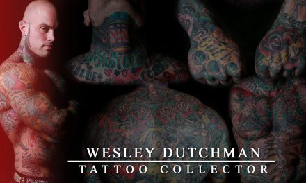 Tattoo Collector – Wesley Dutchman