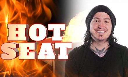 SullenTV Hot Seat – Craig Mabbitt of Escape The Fate