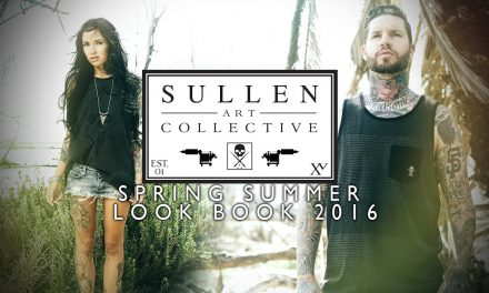 Sullen Art Collective I Spring Look Book 2016