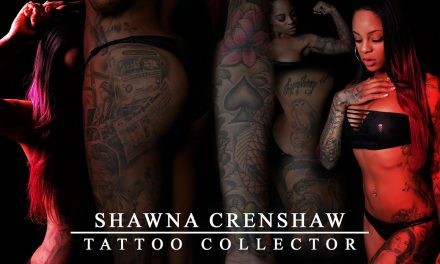 Tattoo Collector – Shawna Crenshaw