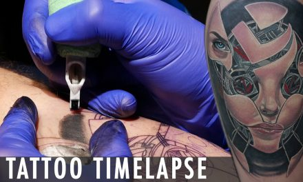 Tattoo Timelapse – Jeremy Brown