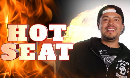 SullenTV Hot Seat – Andy Vargas