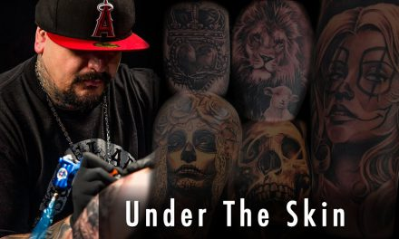 Tattoo Under the Skin – Steve Soto