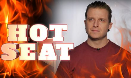 SullenTV Hot Seat – Alex Varkatzas of Atreyu