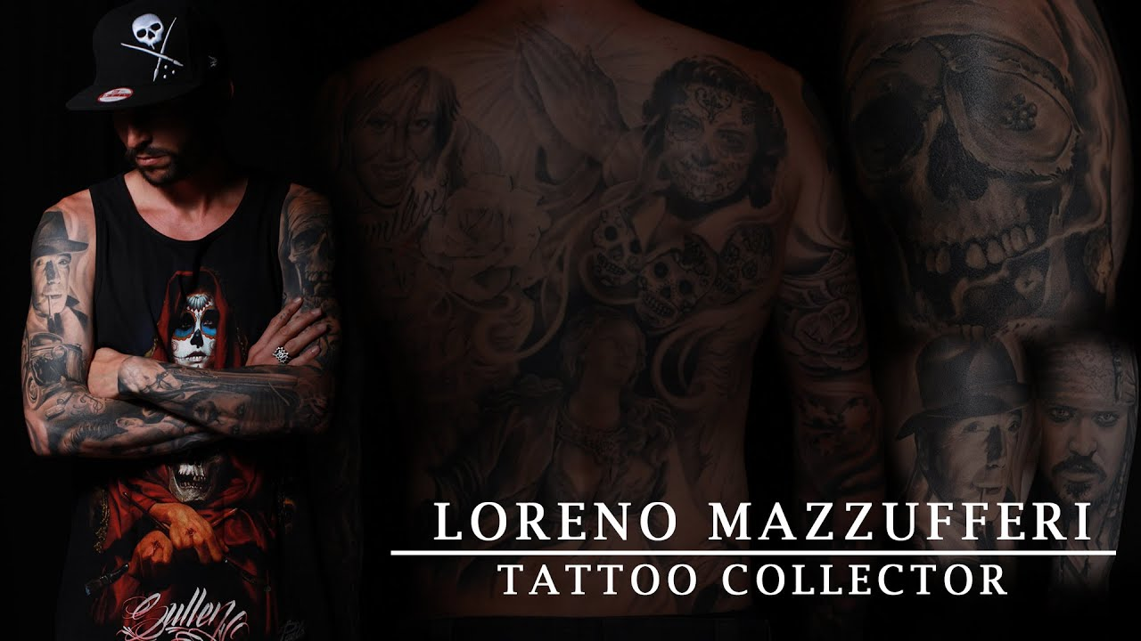 Tattoo Collector – Lorenzo Mazzufferi