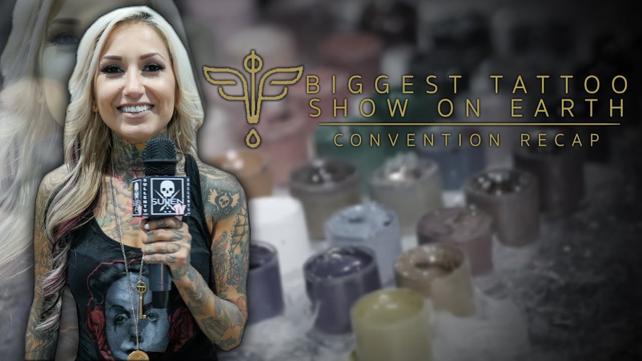 Biggest Tattoo Show on Earth Convention Recap
