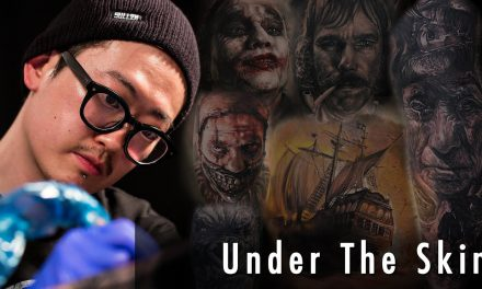 Tattoo -Under the Skin | Seunghyun Jo Potter