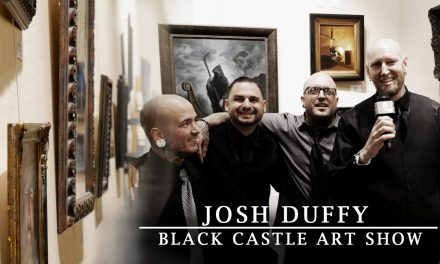 Josh Duffy Black Castle Art Show