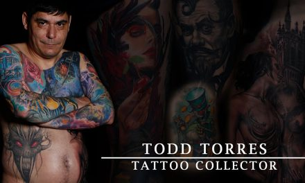 Tattoo Collector – Todd Torres
