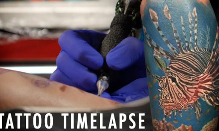 Tattoo Timelapse – Steve Butcher