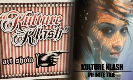 SullenTV Art Shows – Kulture Klash – Infinite Tide
