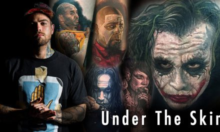 Tattoo of Joker – Steve Butcher | Under the Skin