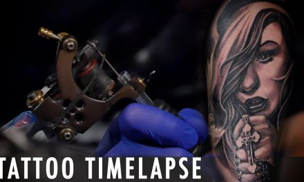 Tattoo Timelapse – David Garcia