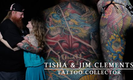 Tattoo Collector – Tisha and Jim Clements