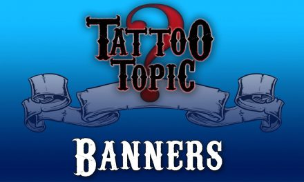 Tattoo Topic – Banners