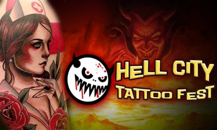 TATTOO CONVENTION COVERAGE – Hell City Fest Phoenix 1 of 3
