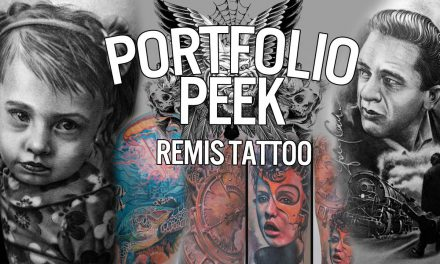 Tattoo Portfolio Peek – Remis Tattoo