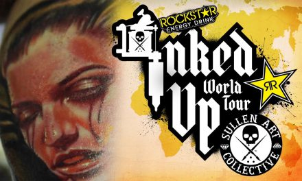 TATTOO CONVENTION COVERAGE – Rockstar Inked up Tour Philadelphia 3 of 3