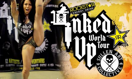 TATTOO CONVENTION COVERAGE – Rockstar Energy Miss Inked Up Philadelphia 2013