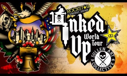 TATTOO CONVENTION COVERAGE – Rockstar Inked up Tour Philadelphia 2 of 3