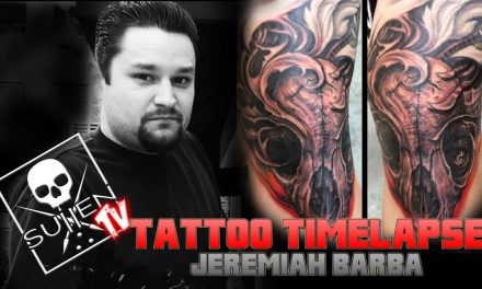 Tattoo Time Lapse – Jeremiah Barba – Tattoos Demon