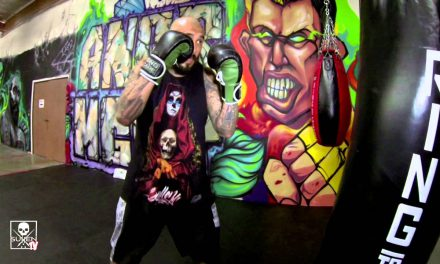 "Johnny ""The Tattoo Terror"" Cisneros Promo for San Manuel Casino Dec. 20"